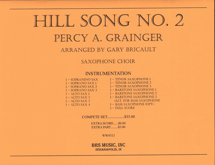 Hill Song No  2