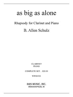 as big as alone