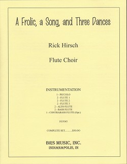 A Frolic, a Song, and Three Dances