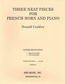 Three Neat Pieces for French Horn