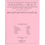 Amazing Grace for Bagpipes and Band