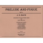 Prelude and Fugue, BWV 541,  J. S. Bach
