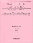 Dance Suite for Flute Trio