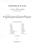Fanfare in E Flat