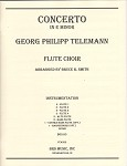Concerto in E Minor, George Philipp Telemann