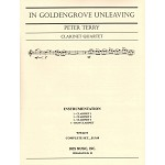 In Goldengrove Unleaving (Clarinet Quartet)