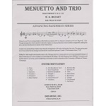 Menuetto and Trio from Symphony 18