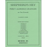 Shepherd's Hey (Clarinet Choir)